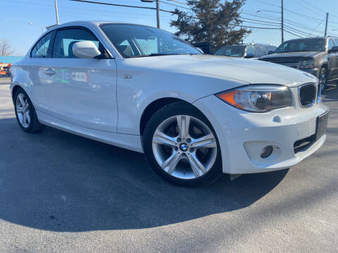 2013 BMW 1 Series for sale at Action Automotive Service LLC in Hudson NY