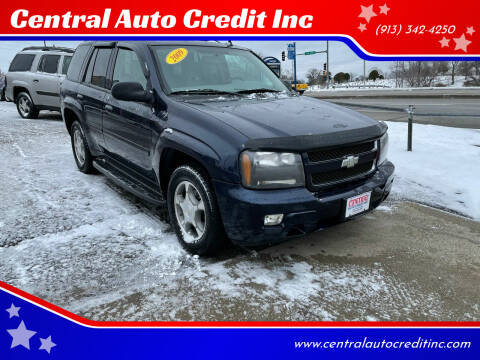 2009 Chevrolet TrailBlazer for sale at Central Auto Credit Inc in Kansas City KS