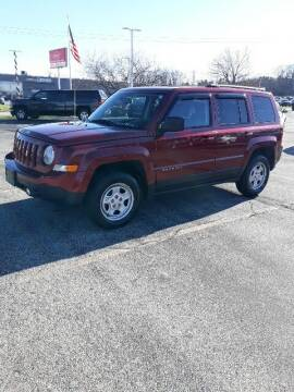 2016 Jeep Patriot for sale at Bachrodt on State in Rockford IL