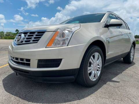 2014 Cadillac SRX for sale at Truck Depot 2 in Miami FL