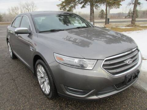 2013 Ford Taurus for sale at Buy-Rite Auto Sales in Shakopee MN
