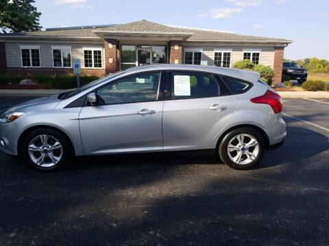 2013 Ford Focus for sale at Pierce Automotive, Inc. in Antwerp OH
