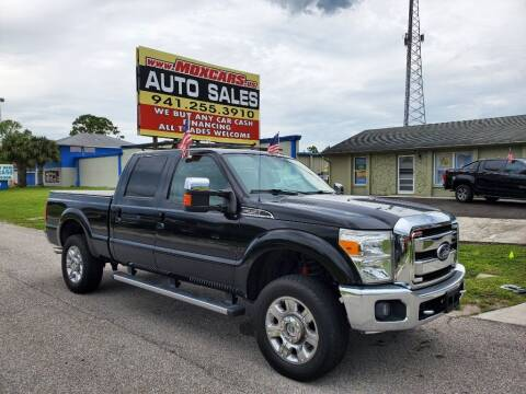 2015 Ford F-250 Super Duty for sale at Mox Motors in Port Charlotte FL