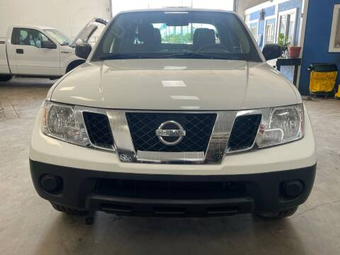 2018 Nissan Frontier for sale at Ricky Auto Sales in Houston TX