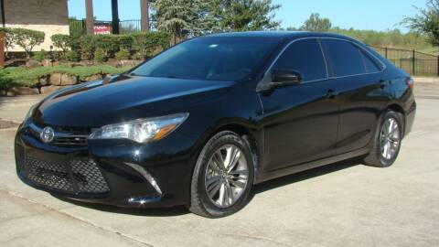 2015 Toyota Camry for sale at Red Rock Auto LLC in Oklahoma City OK