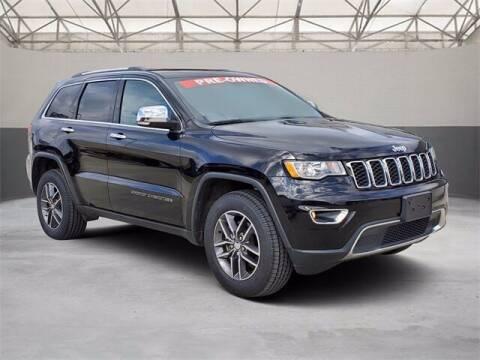 2018 Jeep Grand Cherokee for sale at Gregg Orr Pre-Owned Shreveport in Shreveport LA