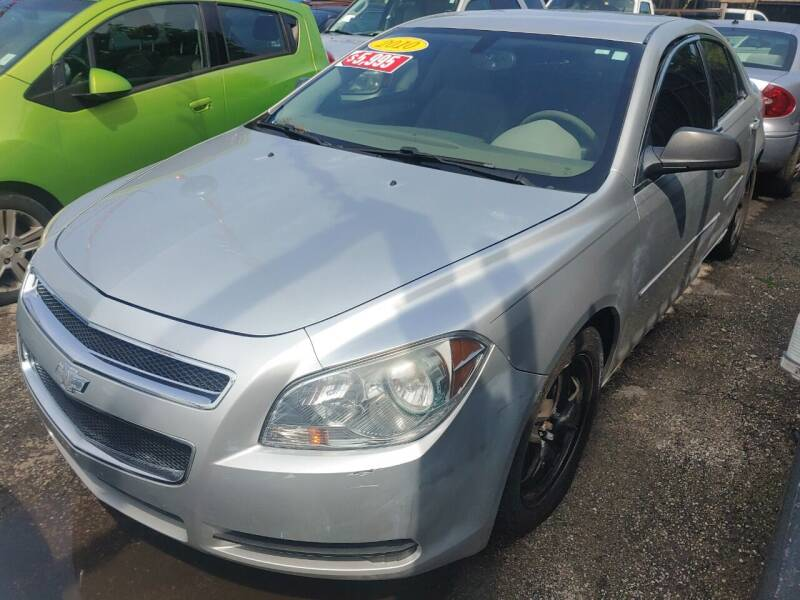 2010 Chevrolet Malibu for sale at JIREH AUTO SALES in Chicago IL