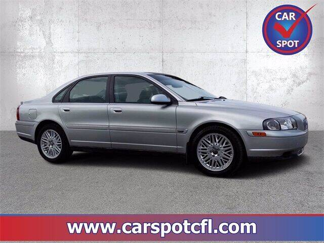 2002 Volvo S80 for sale at Car Spot Of Central Florida in Melbourne FL