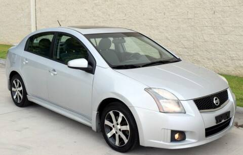 2011 Nissan Sentra for sale at Raleigh Auto Inc. in Raleigh NC