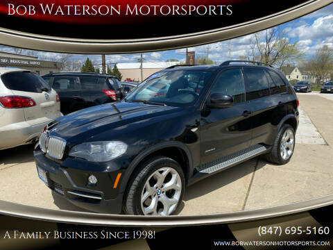 2009 BMW X5 for sale at Bob Waterson Motorsports in South Elgin IL