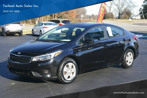 2017 Kia Forte for sale at Tarheel Auto Sales Inc. in Rocky Mount NC