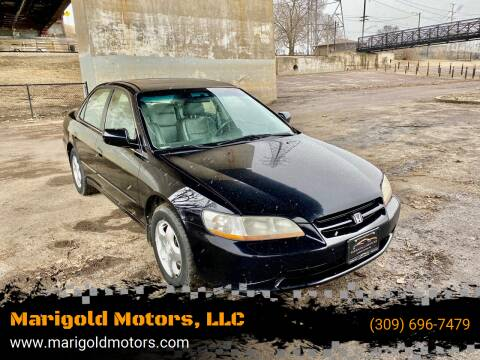 2000 Honda Accord for sale at Marigold Motors, LLC in Pekin IL