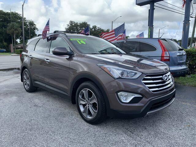 2014 Hyundai Santa Fe for sale at AUTO PROVIDER in Fort Lauderdale FL