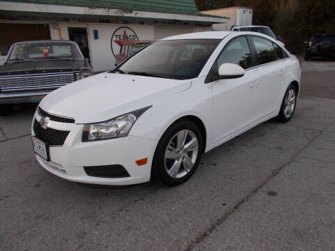 2014 Chevrolet Cruze for sale at Governor Motor Co in Jefferson City MO