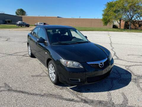 2008 Mazda MAZDA3 for sale at JE Autoworks LLC in Willoughby OH
