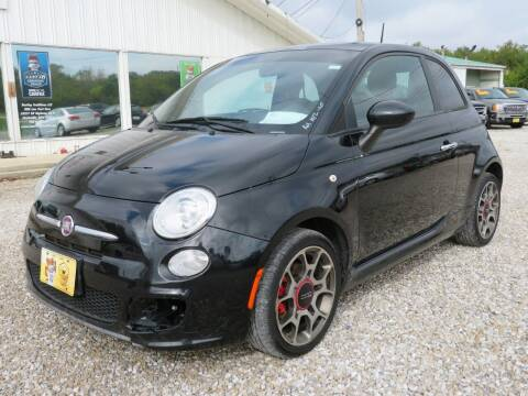 2012 FIAT 500 for sale at Low Cost Cars in Circleville OH