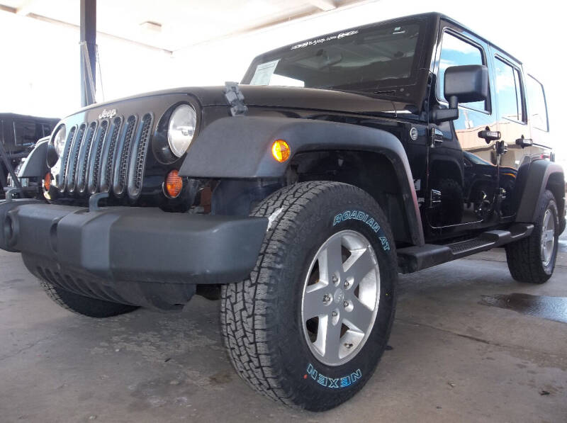 2009 Jeep Wrangler Unlimited for sale at Broken Arrow Motor Co in Broken Arrow OK