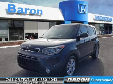 2016 Kia Soul for sale at Baron Super Center in Patchogue NY
