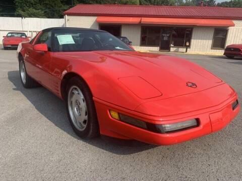 1994 Chevrolet Corvette for sale at CON ALVARO ¡TODOS CALIFICAN!™ in Columbia TN