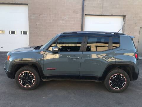 2015 Jeep Renegade for sale at Crown Motor Inc in Grand Forks ND