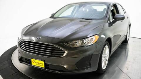 2019 Ford Fusion Hybrid for sale at AUTOMAXX MAIN in Orem UT
