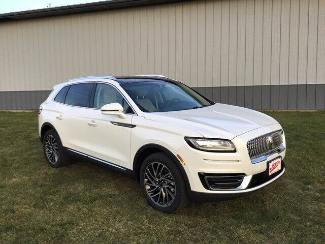 2020 Lincoln Nautilus for sale at JENSEN FORD LINCOLN MERCURY in Marshalltown IA
