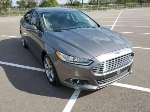 2013 Ford Fusion for sale at CON ALVARO ¡TODOS CALIFICAN!™ in Columbia TN