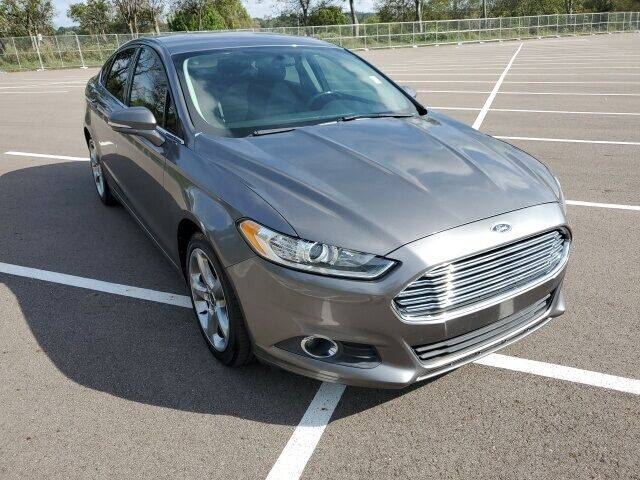 2013 Ford Fusion for sale at Parks Motor Sales in Columbia TN