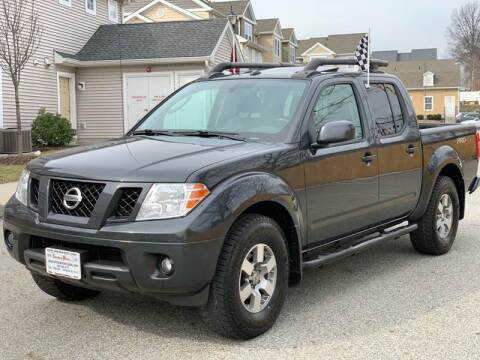 2011 Nissan Frontier for sale at Speedway Motors in Paterson NJ