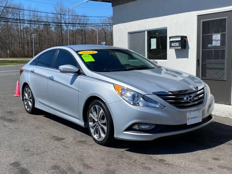 2014 Hyundai Sonata for sale at Vantage Auto Group in Tinton Falls NJ
