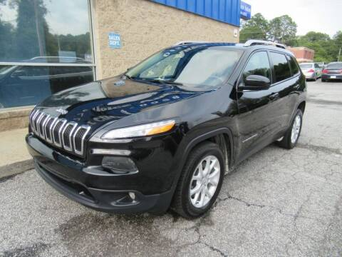 2018 Jeep Cherokee for sale at Southern Auto Solutions - Georgia Car Finder - Southern Auto Solutions - 1st Choice Autos in Marietta GA