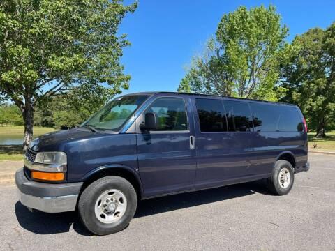 2013 Chevrolet Express Passenger for sale at LAMB MOTORS INC in Hamilton AL