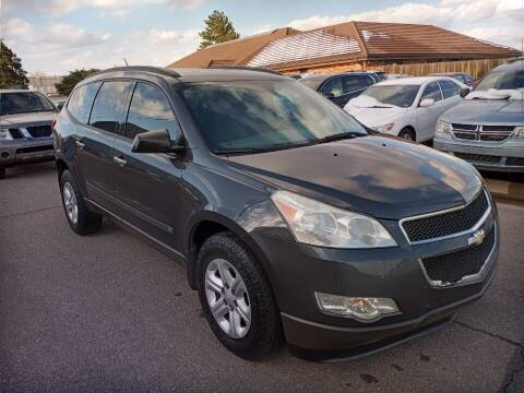 2009 Chevrolet Traverse for sale at STATEWIDE AUTOMOTIVE LLC in Englewood CO