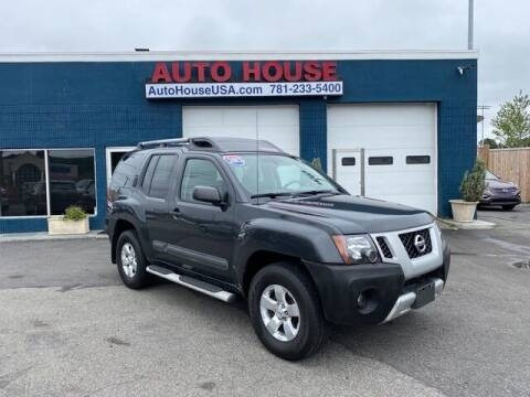 2013 Nissan Xterra for sale at Saugus Auto Mall in Saugus MA