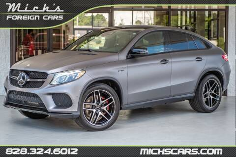 2018 Mercedes-Benz GLE for sale at Mich's Foreign Cars in Hickory NC