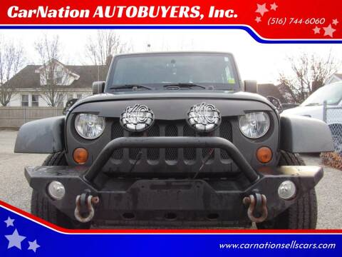 2012 Jeep Wrangler for sale at CarNation AUTOBUYERS, Inc. in Rockville Centre NY