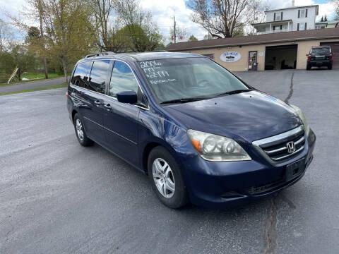 2006 Honda Odyssey for sale at KP'S Cars in Staunton VA