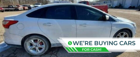 2014 Ford Focus for sale at JEREMYS AUTOMOTIVE in Casco MI