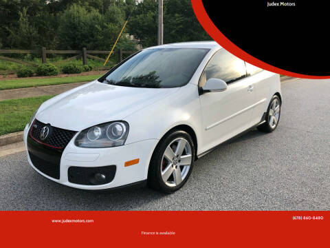2009 Volkswagen GTI for sale at Judex Motors in Loganville GA