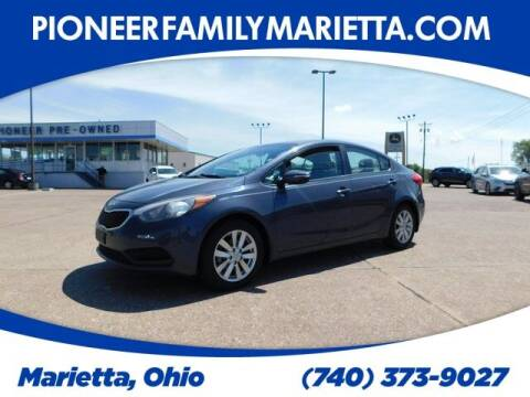 2014 Kia Forte for sale at Pioneer Family preowned autos in Williamstown WV