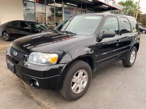 2007 Ford Escape for sale at TOP YIN MOTORS in Mount Prospect IL