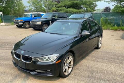 2013 BMW 3 Series for sale at Automazed in Attleboro MA