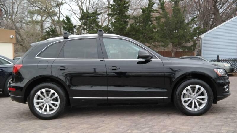 2014 Audi Q5 for sale at Cars-KC LLC in Overland Park KS
