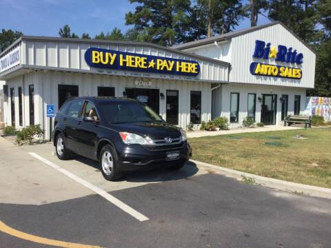 2010 Honda CR-V for sale at Bi Rite Auto Sales in Seaford DE