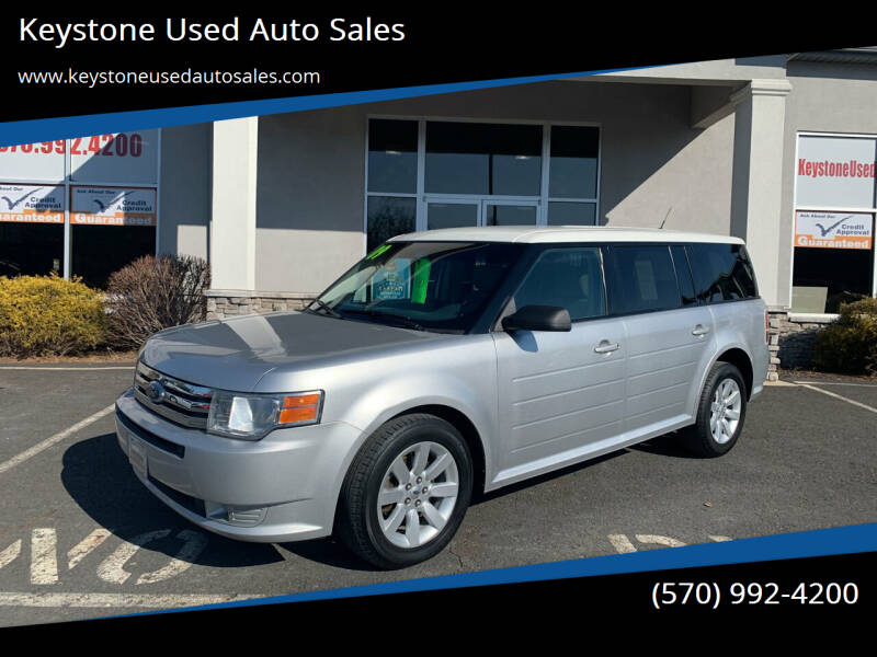 2009 Ford Flex for sale at Keystone Used Auto Sales in Brodheadsville PA