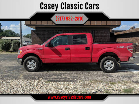 2010 Ford F-150 for sale at Casey Classic Cars in Casey IL