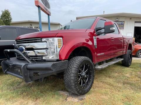 2019 Ford F-250 Super Duty for sale at Lumpy's Auto Sales in Oklahoma City OK