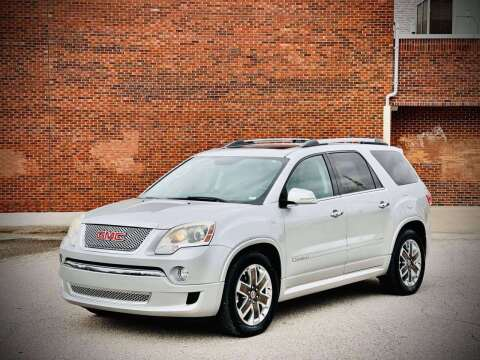 2011 GMC Acadia for sale at ARCH AUTO SALES in St. Louis MO