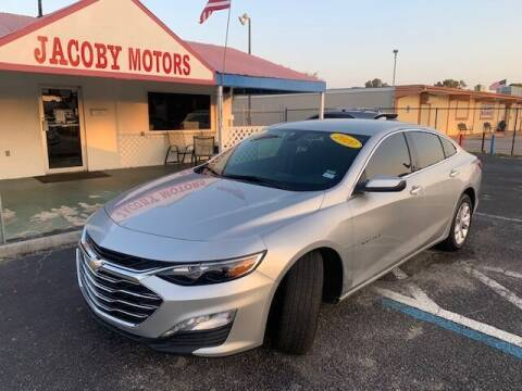 2020 Chevrolet Malibu for sale at Jacoby Motors in Fort Myers FL