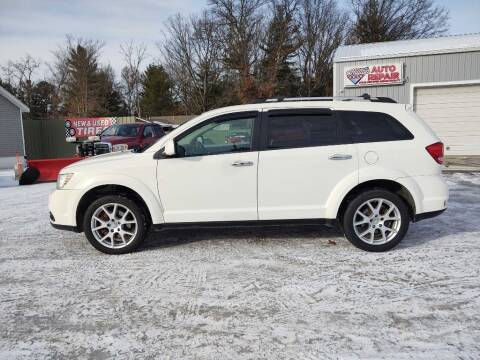 2012 Dodge Journey for sale at Hilltop Auto in Prescott MI